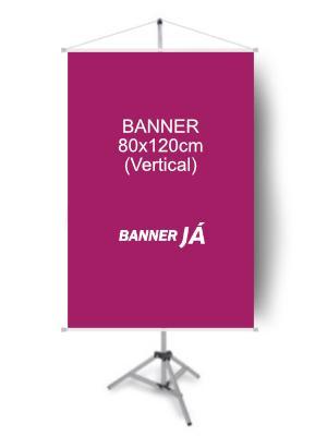 Banner 80x120cm