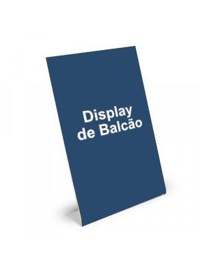 Display de Balcão A4