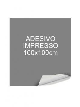 Adesivo Impresso 100x100cm