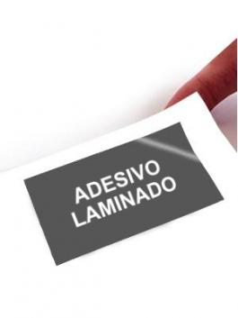 Adesivo Laminado Impresso por Metro Linear