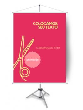 Banner Corte De Cabelo 30 Off