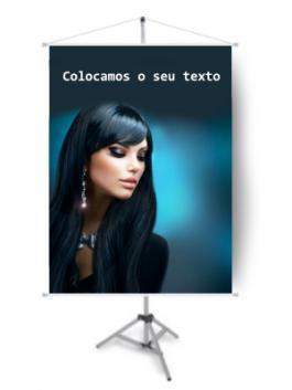Banner Corte Feminino
