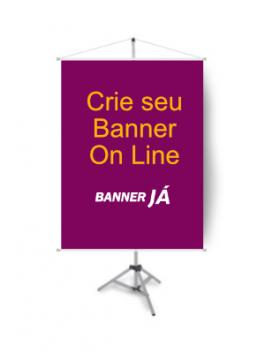 Banner, Crie On Line