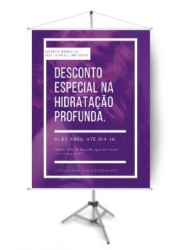 Banner Desconto Hidratação