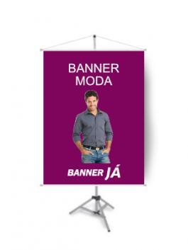 Banner Moda, Crie On Line