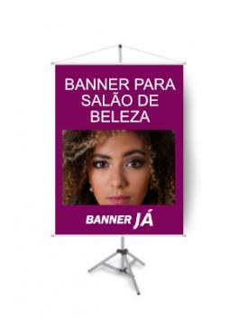 Banner para Salão de Beleza, Crie On Line