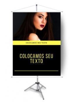 Banner Salão de Beleza Premium