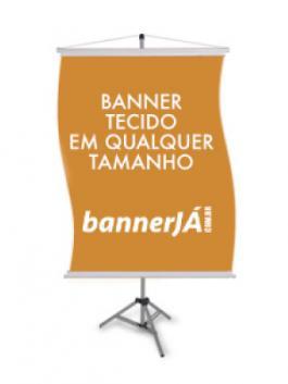 Banner Tecido
