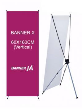 Banner X 60x160cm