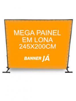 Mega Painel (245x200cm)  245x200cm