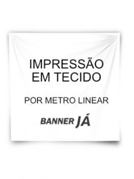 Tecido por Metro Linear